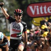 Tour de France 2018 : Dan Martin vainqueur en puncheur à Mûr-de-Bretagne
