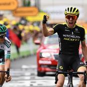 Tour de France : Simon Yates vainqueur à Bagnères-de-Bigorre, les favoris n'ont pas bougé