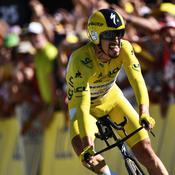 Tour de France : Impressionnant, Alaphilippe s'offre le chrono et conforte son Maillot jaune