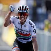 Tour de France: le Sud-Africain Daryl Impey vainqueur de la 9e étape au terme d'une longue échappée
