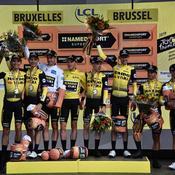 Tour de France 2019 : Jumbo-Visma plus fort qu'Ineos sur le chrono par équipes