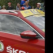 Tour de France: Emmanuel Macron présent à l'arrivée à Pau