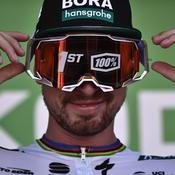 Tour de France: les Sagan fils et père ont fait le show à Colmar