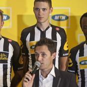 Une équipe africaine pour la première fois sur le Tour