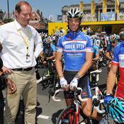 Voeckler, «le petit fiancé du Tour de France»