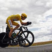 Wiggins en jaune et pour de bon
