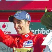Contador prend le pouvoir, Quintana à terre