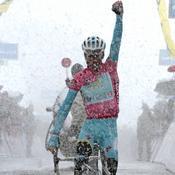 Vainqueur du Giro en mai, Vincenzo Nibali veut réaliser le doublé en remportant la Vuelta