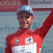 Rudy Molard, leader surprise du Tour d'Espagne
