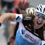 Vuelta : Geniez vainqueur, Herrada surprenant leader