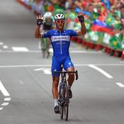 Vuelta : Gilbert en costaud, Roglic toujours en rouge