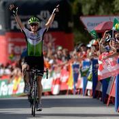 Vuelta : King premier de cordée, premières escarmouches