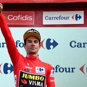 Vuelta : l'inattendu Quintana s'invite sur le podium, Roglic garde la tête
