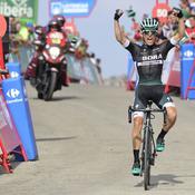 Vuelta : Majka gagne au sommet, Froome garde son maillot