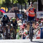 Vuelta : Nibali remporte la bagarre, Froome en rouge