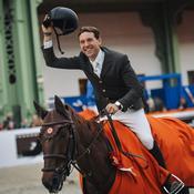 Simon Delestre et son doublé au Saut Hermès : «Quelque chose d'exceptionnel»