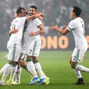 Dans une superbe ambiance à Lille, l'Algérie régale ses fans