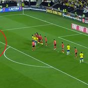 Le Brésil corrige la Corée du Sud, Coutinho brille sur coup-franc