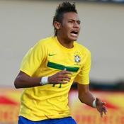 Brésil - Neymar