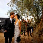 Sergio Ramos et son épouse - Crédit : REUTERS/Marcelo del Pozo