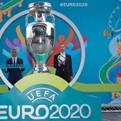Euro 2020 : un logo pour célébrer le lien entre les villes hôtes et la diversité