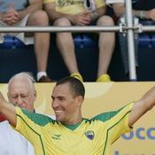 Le Brésil attend beaucoup de Buru, le meilleur buteur du dernier mondial