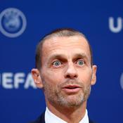 Le président de l'UEFA qualifie de «bordel» l'utilisation de la VAR