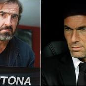 Les larmes de Zidane dans le documentaire de Cantona