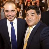 Maradona candidat à la présidence de la Fifa