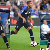 Ballon d'Or : Griezmann, Mbappé et Varane à fond dans le match