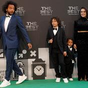 Marcelo, son épouse et leurs deux fils