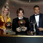 Ballon d'Or 2018 : le classement complet