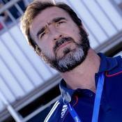 Eric Cantona Equipe de France Beach Soccer