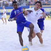 Basquaise/Condorelli France Italie Beach soccer Coupe du Monde 2008 Marseille