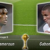 LIVE Cameroun-Gabon