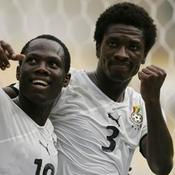 LIVE Ghana - Nigeria