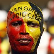 Supporter angolais
