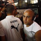 Madjid Bougherra Algérie CAN 2010