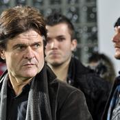 Didier Six descendu par ses joueurs