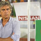 Gourcuff reste à la tête de l'Algérie