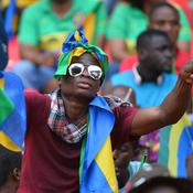 Supporters Gabon