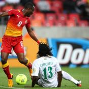 Le Ghana et le Mali en favoris