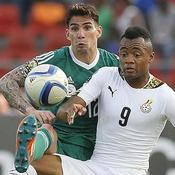 Le Ghana punit l'Algérie