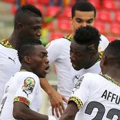 Le Ghana surclasse la Guinée