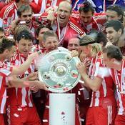 La joie du Bayern