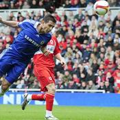 Middlesbrough-Chelsea Frank Lampard