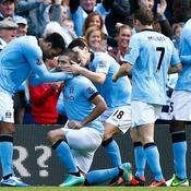 Manchester City sans trembler