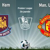 West-Ham - Manchester United direct live