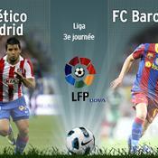 Atlético - Barcelone en direct