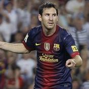 Barcelone frappe en premier